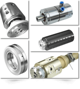 Rotary Unions (Rotary Joints - Rotating Unions) | GAT