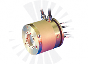 Slip Ring ROTOFLUX for machine tools