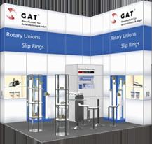 GAT auf der Automotive Testing Expo in Stuttgart