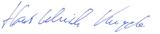 Signature Mr. Kugele